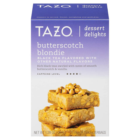 Tazo Butterscotch Blondie Tea