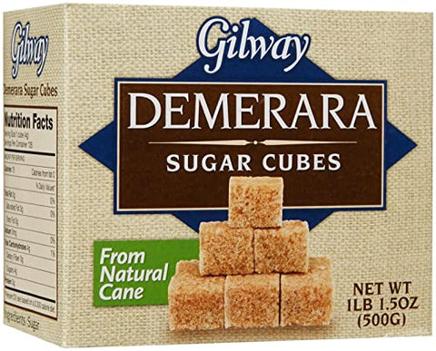 Demerara Brown Sugar Cubes