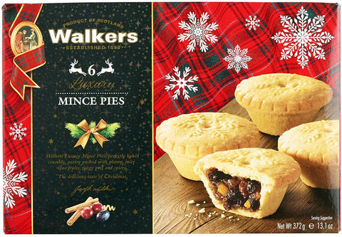 Walkers Mince Pies
