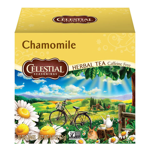 Celestial Seasonings Chamomile 40ct.