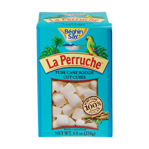 La Perruche White Sugar Cube Small Box