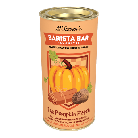 Barista Bar The Pumpkin Patch Coffee Infused Drinks