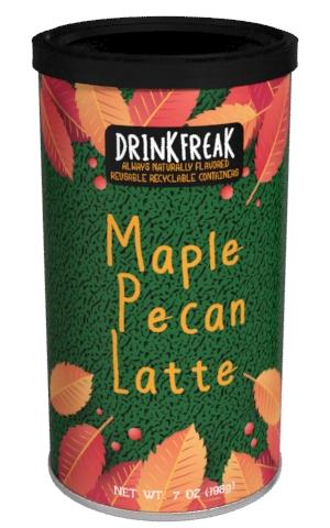 Maple Pecan Latte