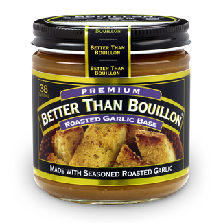 Better Than Bouillon Garlic Base