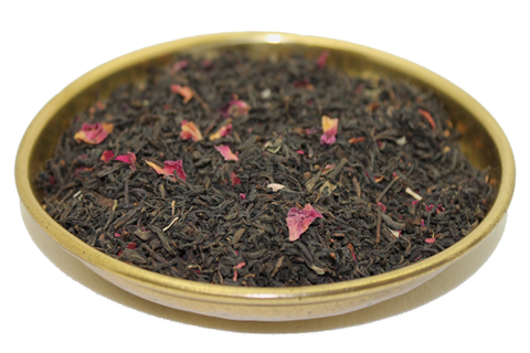 Black Congou Rose Tea