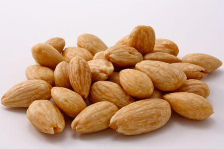 Roasted Blanched Salted Almonds