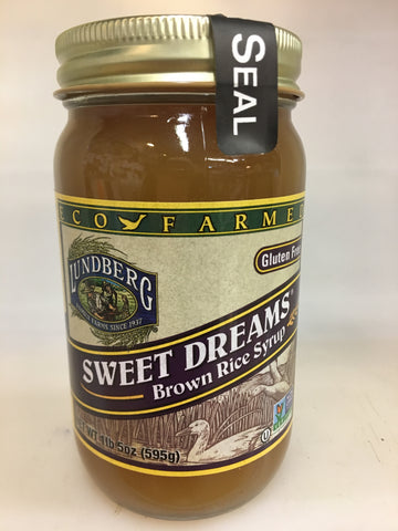Lungberg Sweet Dreams Brown Rice Syrup