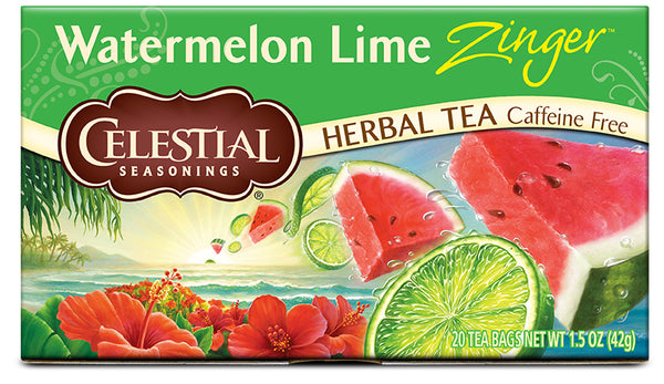 Celestial Seasonings Watermelon Lime Zinger