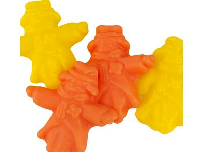Gummi Scarecrows