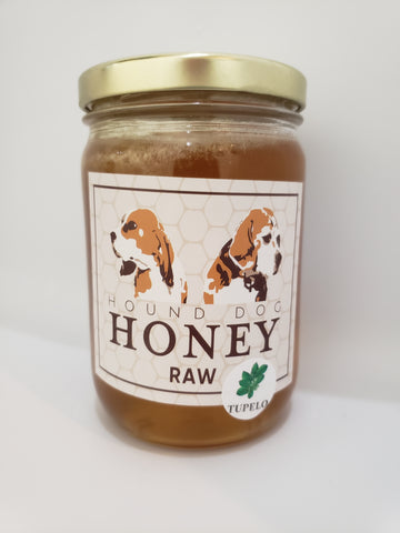 1 Pound Tupelo Honey