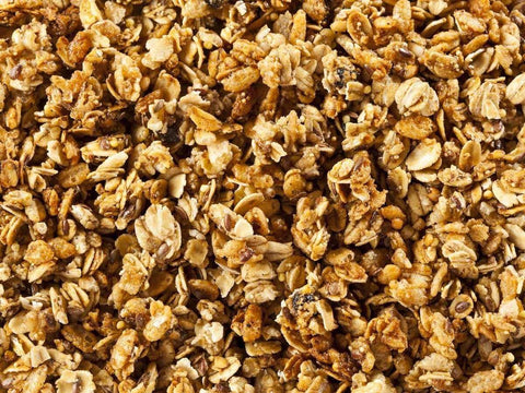 Just Plain Granola