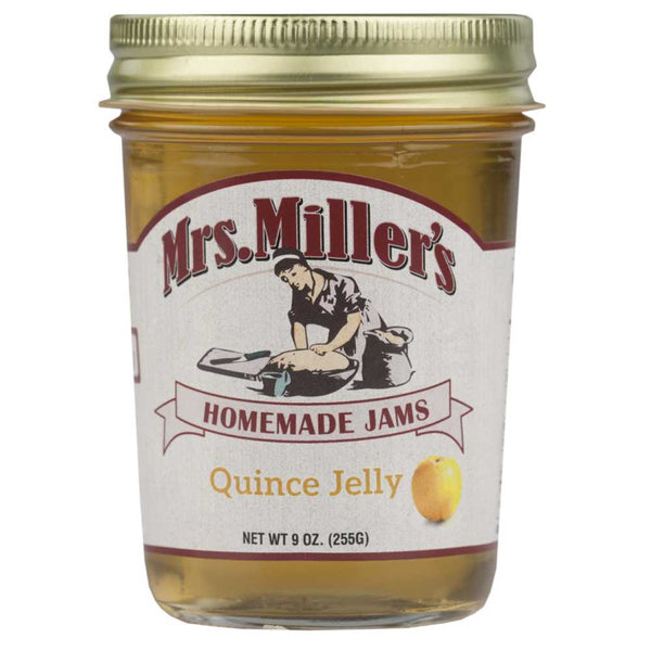 Mrs. Miller's Quince Jelly
