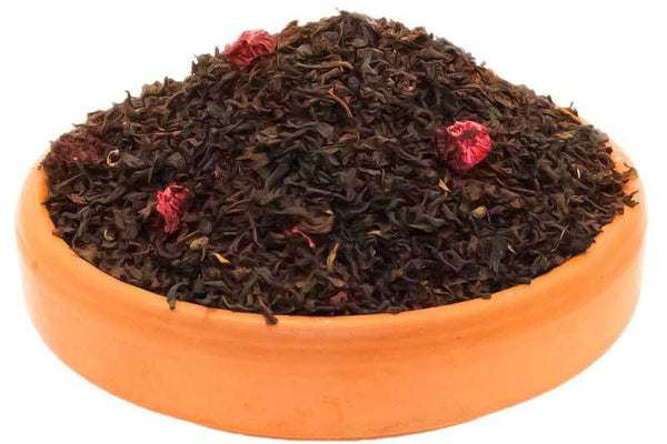 Raspberry Vanilla Black Tea