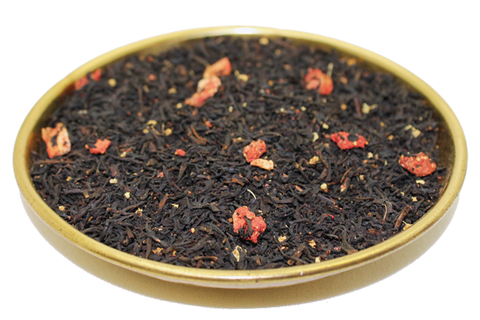 Strawberry Black Tea