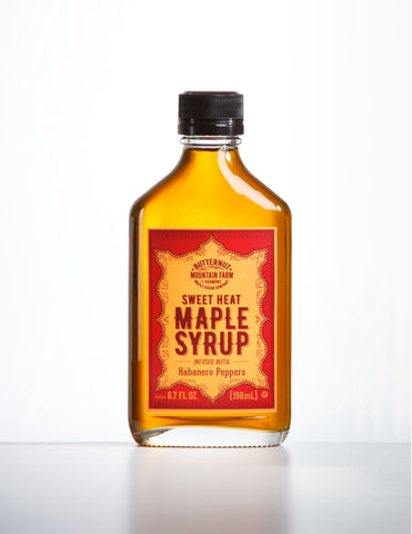 Sweet Heat Maple Syrup