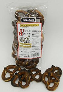 Uncle Henry's Extra Dark Pretzels