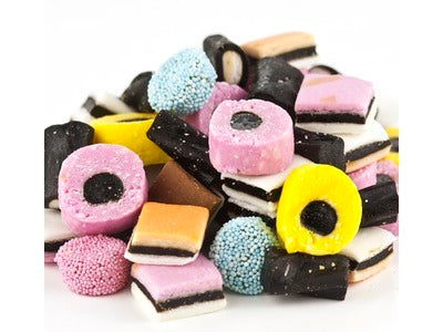 Deluxe Licorice Allsorts