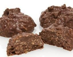 Sugar Free Asher's Dark Chocolate Coconut Clusters