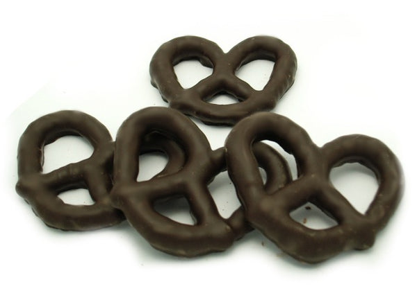 Asher's Dark Chocolate Covered Pretzels