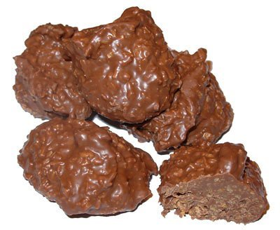 Sugar Free Asher's Milk Chocolate Coconut Clusters