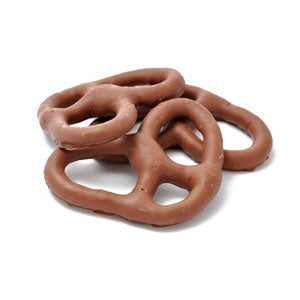 Asher's Milk Chocolate Covered Pretzels
