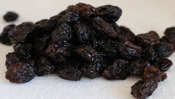 Baking Raisins