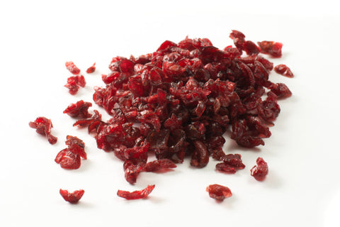 Berries and Cherries Flavored Cranberry Pieces