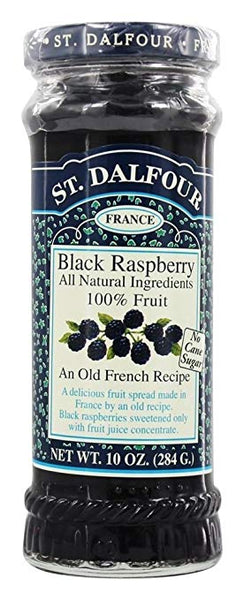 St. Dalfour Black Raspberry Fruit Spread