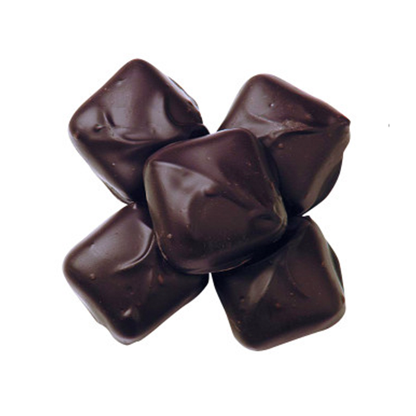 Asher's Dark Chocolate Bourbon Caramels