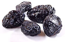 Breakfast Prunes