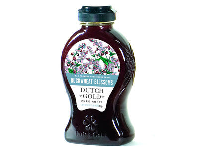 Buckwheat Honey 1 Pound