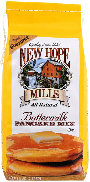 Complete- Buttermilk Pancake & Waffle Mix