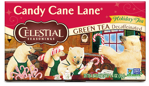 Celestial Seasoning Candy Cane Lane Tea