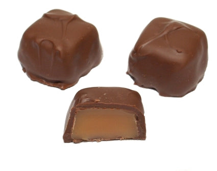Sugar Free Asher's Milk Chocolate Caramels