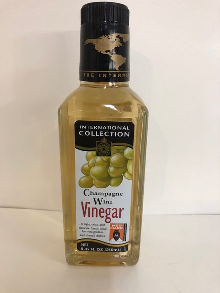 International Collection Champagne Wine Vinegar