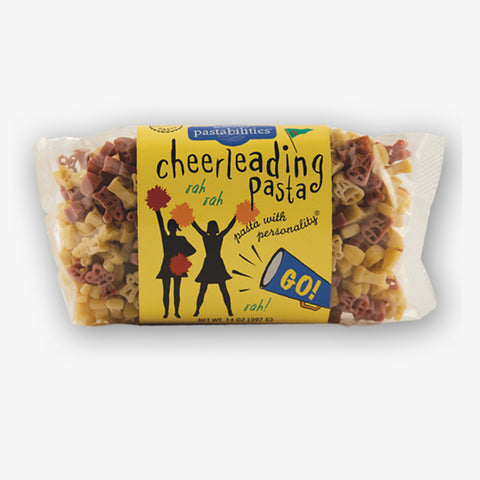 Cheerleading Pasta