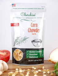 Cherchies Corn Chowder Soup Mix