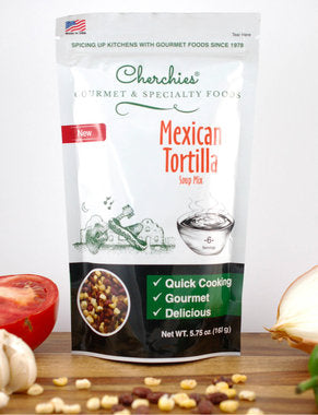 Cherchies Mexican Tortilla Soup Mix