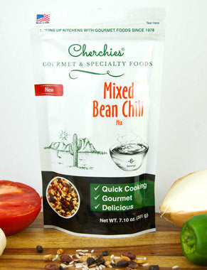 Cherchies Mixed Bean Chili Mix