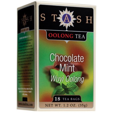Chocolate Mint Wuji Oolong