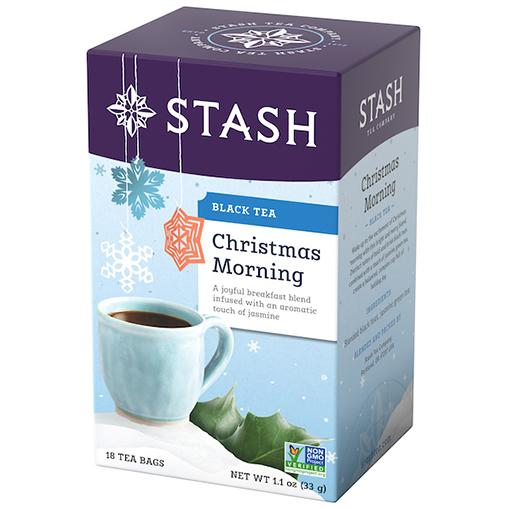 Stash Christmas Morning Tea