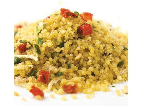Meals in Minutes Couscous with Chives and Saffron
