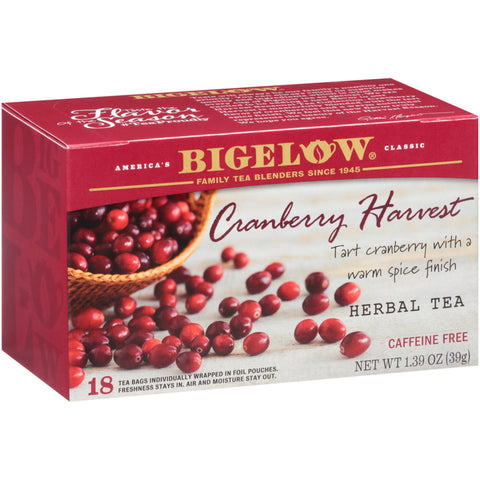 Bigelow Cranberry Harvest Tea