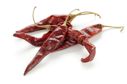 De Arbol Chili Pods