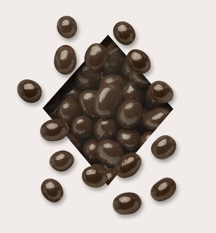 Decaf Dark Chocolate Covered Espresso Beans