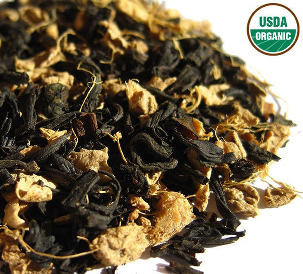 Decaf Ginger Black Tea