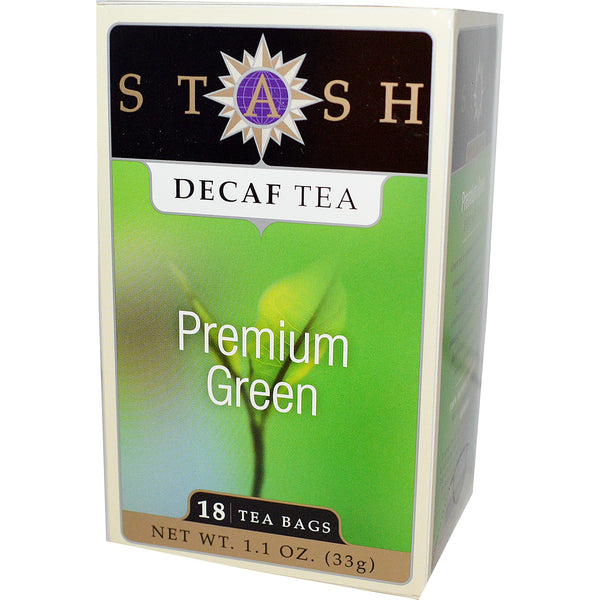 Decaf Premium Green Tea
