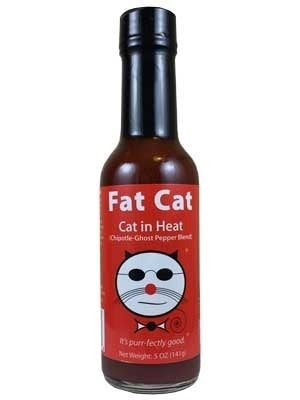 Fat Cat- Cat in Heat