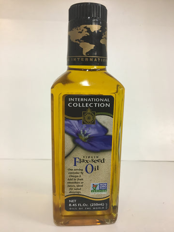 International Collection Virgin Flax Seed Oil