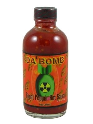 Da' Bomb Ghost Pepper